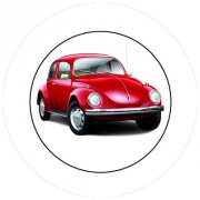 Badge 25mm Coccinelle