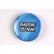 Badge 25mm 100% personnalisé
