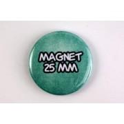 Magnet 25mm 100% personnalisé