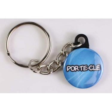Porte-clés 100% personnalisé