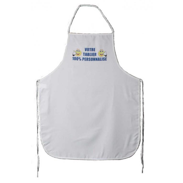 Tablier de cuisine personnalis brod pd14 jornalagora - Tablier de cuisine personnalise photo ...