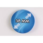 Badge 38 mm 100% personnalisé