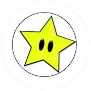 Badge 25mm Etoile