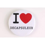 Décapsuleur 59 mm I LOVE