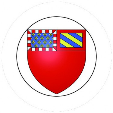 BADGESAGOGO.FR - Badge 25mm DIJON