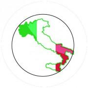 Badge 25mm ITALIE