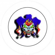 Badge 25mm Joker
