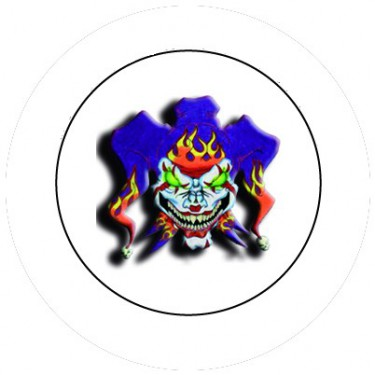 BADGESAGOGO.FR - Badge 25mm Joker