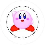 Badge 25mm Kirby