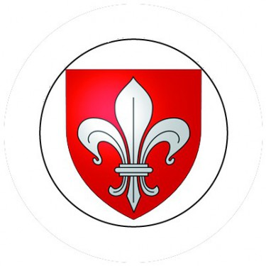 BADGESAGOGO.FR - Badge 25mm LILLE
