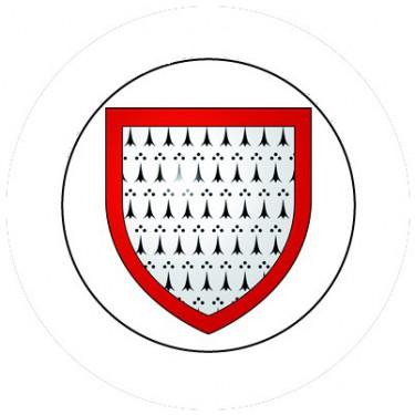 BADGESAGOGO.FR - Badge 25mm LIMOUSIN