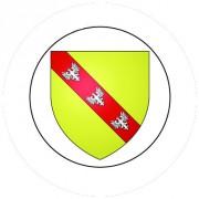Badge 25mm LORRAINE
