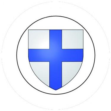 BADGESAGOGO.FR - Badge 25mm MARSEILLE