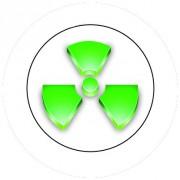 Badge 25mm Nucléaire