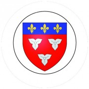 Badge 25mm ORLEANS