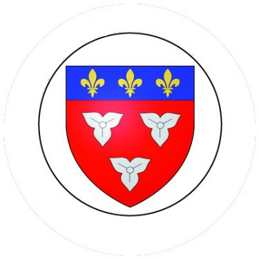 BADGESAGOGO.FR - Badge 25mm ORLEANS