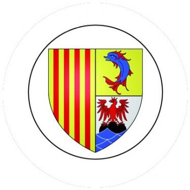 BADGESAGOGO.FR - Badge 25mm PACA