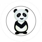 Badge 25mm Panda
