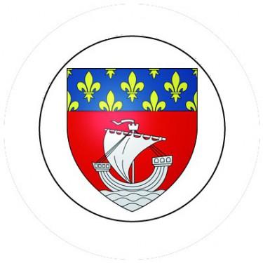 BADGESAGOGO.FR - Badge 25mm PARIS