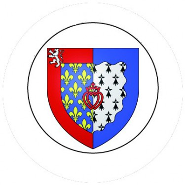 BADGESAGOGO.FR - Badge 25mm PAYS DE LOIRE