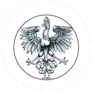 Badge 25mm Phoenix