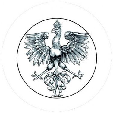 BADGESAGOGO.FR - Badge 25mm Phoenix