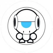 Badge 25mm Robot rigolo