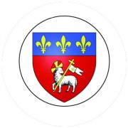 Badge 25mm ROUEN