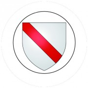 Badge 25mm STRASBOURG