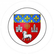 Badge 25mm TOULOUSE