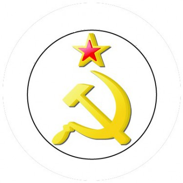 BADGESAGOGO.FR - Badge 25mm URSS