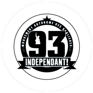 BADGESAGOGO.FR - Badge 25mm 93 Indépendant
