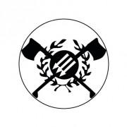 Badge 25mm Anarchoskin