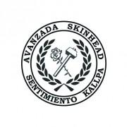 Badge 25mm Avanzada skinhead