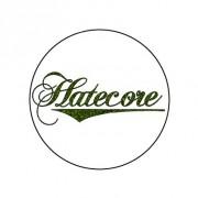 Badge 25mm Hatecore