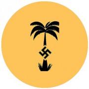 Badge 25mm Logo afrikakorps
