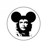 Badge 25mm Mickey Guevarra