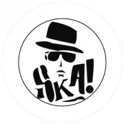 Badge 25mm SKA