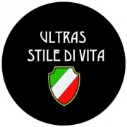 Badge 25mm Ultras stile di vita