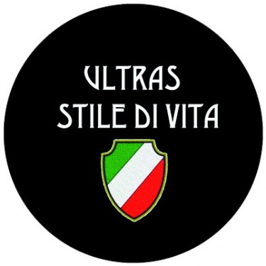 BADGESAGOGO.FR - Badge 25mm Ultras stile di vita