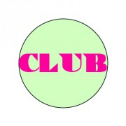 Badge 25mm Club
