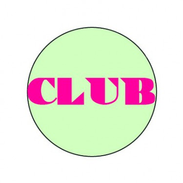 Badge 25mm Club