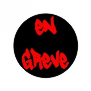 Badge 25mm En greve