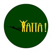Badge Yatta 59 mm