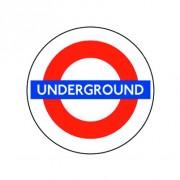 Badge 25mm UNDERGROUND