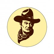 Décapsuleur John Wayne 59 mm