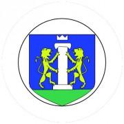 Badge 25mm AJACCIO