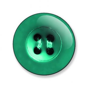 Badge bouton de secours 59 mm
