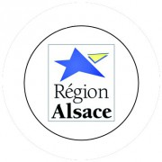 Badge 25mm ALSACE
