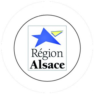 BADGESAGOGO.FR - Badge 25mm ALSACE